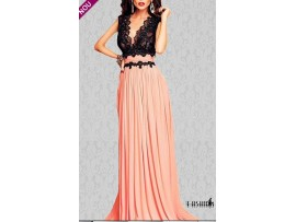 Rochie lunga eleganta Corai