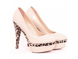 Pantofi beige Jasmine