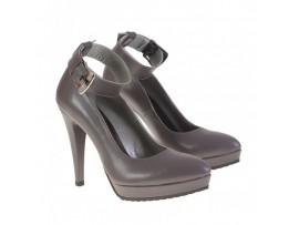Pantofi gri Roma