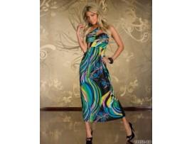 Rochie EssenceFlower Turquoise