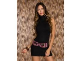 Rochie GorgeousKnit Black