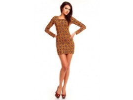 Rochie GorgeousLook Yellow